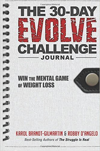 The 30-Day Evolve Challenge Journal