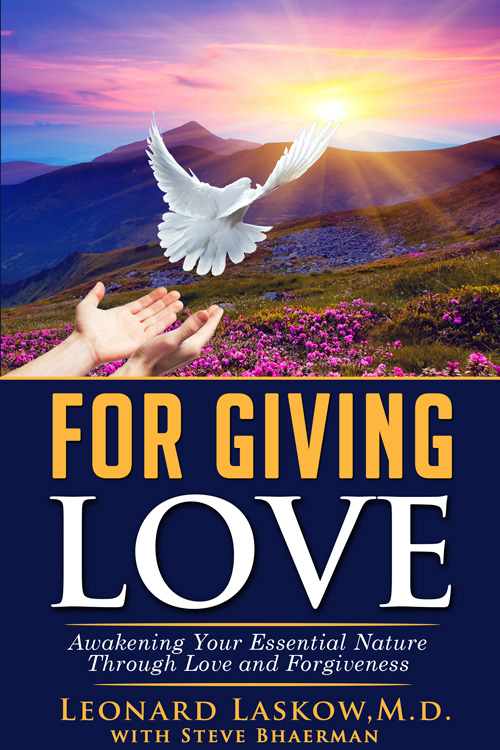For Giving Love - Front Cover