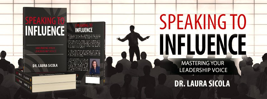 [Book LAUNCH] Speaking to Influence: Mastering Your Leadership Voice