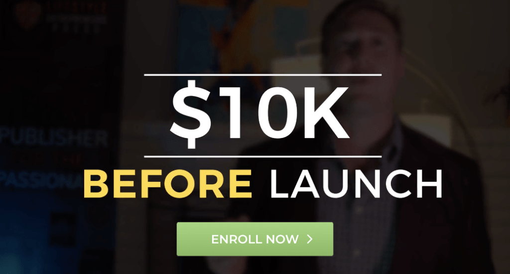 $10K Before Launch