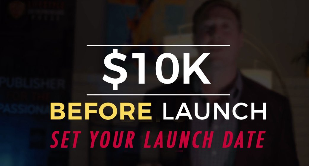 Join $10K Before Launch
